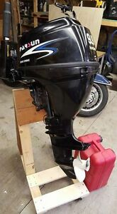 Parson 9.9 hp outboard motor