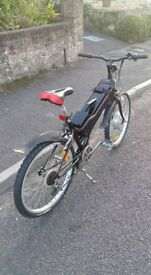 electric bike 36v in very good condictions.