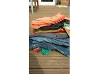 14 pairs jeans / trousers