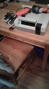 Original NES with games