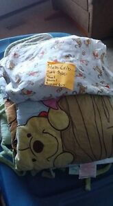 Crib Bedding and Blankets Prices Below!!