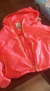 Old Navy Pink Light Jacket  Size 6-7