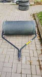 """LAWN ROLLER POLY 18"""" x 36"""""""