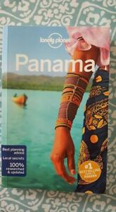 Lonely Planet Panama Book - 7th (latest) Edition