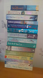 A Selection of 15 Womens Books