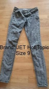 JET Hot Topic Skinny Jeans