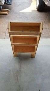Fruit or vegetable stand - hand-made