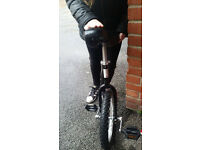 unicycle as new condition,