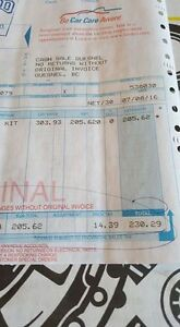 1995 Honda Civic Clutch only has 20 kms Prince George British Columbia image 4