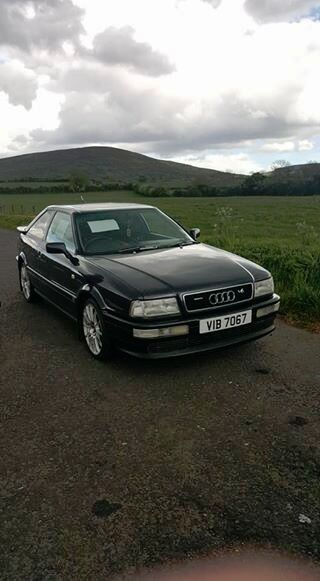 1994 audi coupe 2.6 V6   in Limavady, County Londonderry   Gumtree
