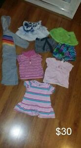 Baby girl 6-12 and 6-9 months