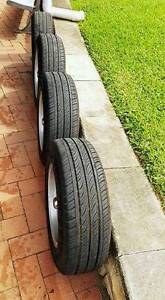 torana mag wheels or suit eh ej lc lx lj centerline Daisy Hill Logan Area Preview