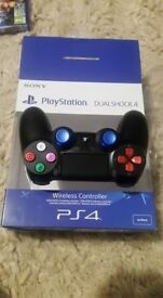 Brand new modified PS4 controller CUH-ZCT2E