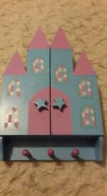 CastelL small wooden cupboard