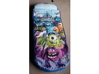 Monsters Inc ReadyBed Junior Inflatable Bed