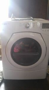 front load washer and dryer whirlpool 4years old