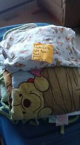 Crib Bedding and Blankets See Prices Below!!!