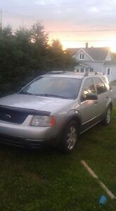 2005 Ford FreeStyle/Taurus X VUS