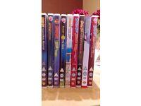 Scooby Doo DVDS x 10