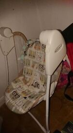 Baby Bath Seat and/or Baby Rocker Seat