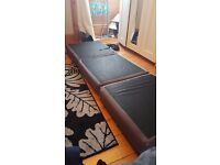 Foam Single Sofa Bed