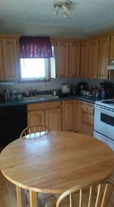 3 bedroom all included, washer/dryer, dishwasher, fenced in yard