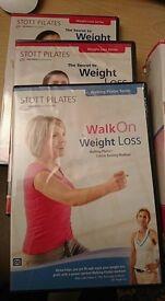 Pilates weight loss