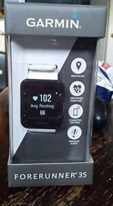 Garmin Forerunner 35 with GPS and Heart Rate