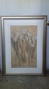 Large, framed print in excellent condition