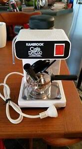 Kambrook cafe espresso machine Campbelltown Campbelltown Area Preview