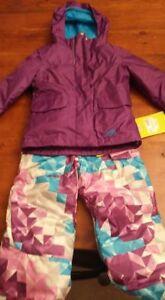 Brand new Jupa Snowsuit - size 4 - 3 in 1 jacket (reg $322)