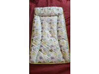 Mamas & Papas Changing Mat- Bubble Blue