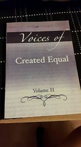 Voices of Created Equal