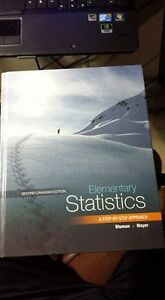 SELLING! Elementary Statistics: Second Canadian Edition