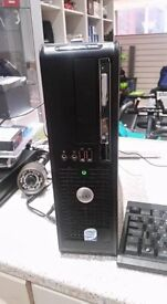 dell optiplex 745 midi system..tower unit only