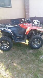 arctic cat 700 XT