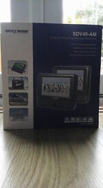 """Next Base 9"""" In-Car DVD Player and Monitor"""