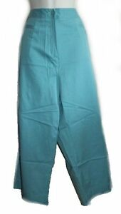 Blue Capri Pants - PLUS SIZE 24 - NEW