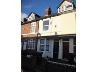 THREE BEDROOM FURNISHED PROPERTY, CENTRAL HEATING, DOUBLE GLAZING, RECENTLY REFITTED
