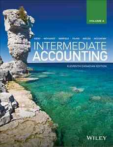 Intermediate Accounting Volume 2 - 11th Edition