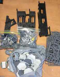 Warhammer bits and extras