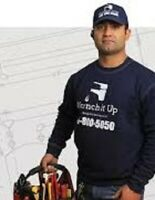Licensed or experienced Service Plumber