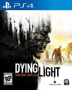 """DYING LIGHT PS4 WITH """" BE THE ZOMBIE """" DLC Cambridge Kitchener Area image 1"""