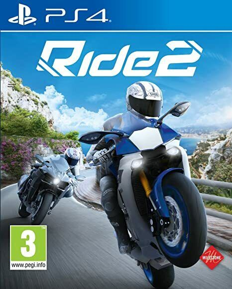 Ride 2 (PS4)  BRAND NEW AND SEALED - IN STOCK - QUICK DISPATCH - IMPORT