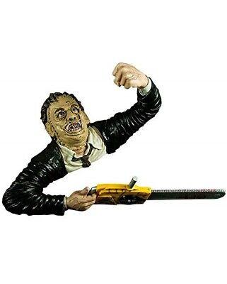 Halloween Chainsaw Massacre (Texas Chainsaw Massacre Leatherface Halloween Prop Bodenfigur Groundbreaker)