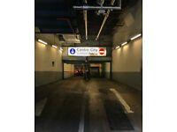 SECURE, UNDERGROUND PARKING, 4 Mins Walk To BIRMINGHAM NEW ST STATION (3281)