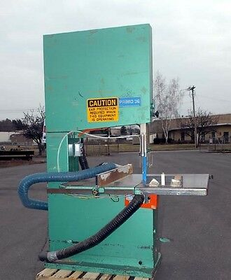 Primo Band Saw Global Equipment Manufacturer Inv 16062