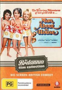 Man About the House: The Britannia Film Collection  - DVD - NEW Region Free