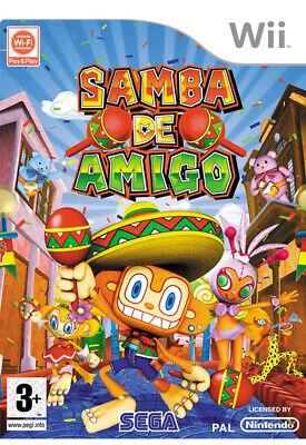 Samba De Amigo Wii Nintendo jeu jeux games spelletjes 1609