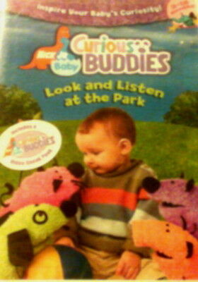 Baby Nick Jr (NICK Jr Baby CURIOUS BUDDIES LOOK and LISTEN at the PARK 3-18 Months SEALED)